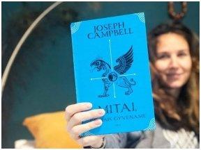 Knygos apžvalga (Vaiva Rykštaitė). Joseph Campbell. Mitai, kuriais gyvename