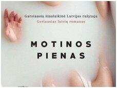 """Literatūros akiračiai. Pokalbis su Lina Buividavičiūte apie Noros Ikstenos romaną """"Motinos pienas"""""""