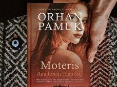 """Knygos apžvalga (Book I Took). Orhan Pamuk """"Moteris Raudonais Plaukais"""" – dar vienas bandymas prisijaukinti Nobelio premijos laureatą"""