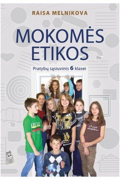 Mokomės etikos 6 klasei