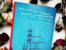 Knygos apžvalga (Greta Brigita). BE PENKIŲ PASAULIO PRADŽIA - Marius Povilas Elijas Martynenko