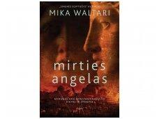 """M.Waltario knyga """"Mirties angelas"""" – baugus istorijos pasikartojimas"""