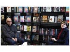 Nacionalinės premijos laureatas S.T.Kondrotas: rašymas – psichologiškai alinantis ir išgręžiantis darbas
