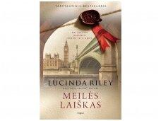 """Naujame Lucindos Riley romane """"Meilės laiškas"""" – ir britų karališkosios šeimos intrigos"""