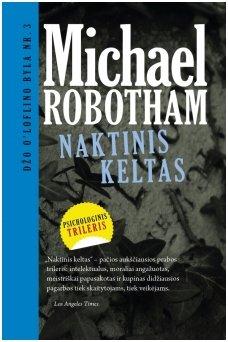 Naktinis keltas(knyga su defektu)