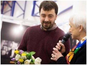 Bendratis su poetu Mindaugu Nastaravičiumi