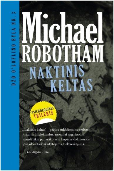Naktinis keltas (knyga su defektu)
