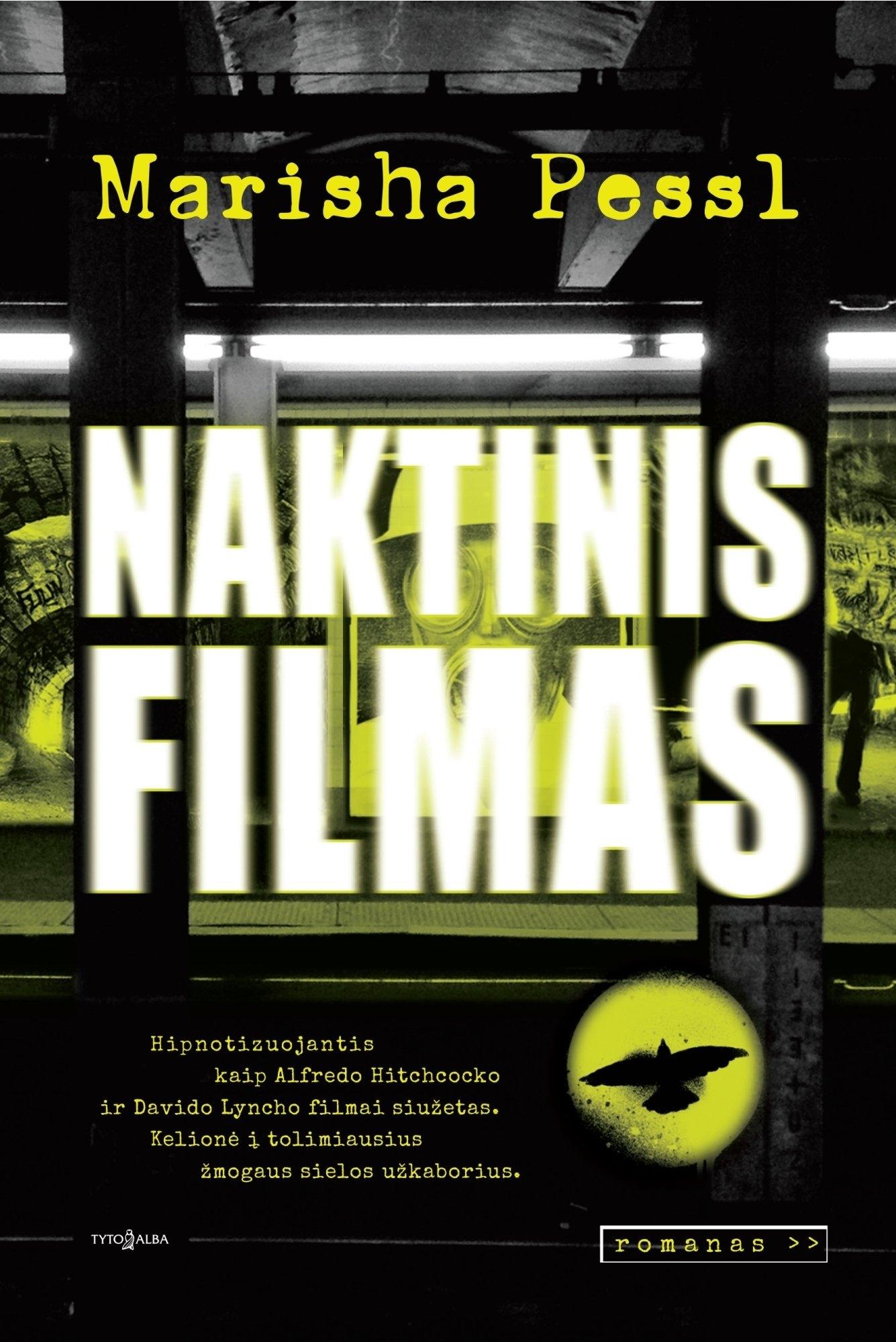 Naktinis filmas | grozine | Tyto alba