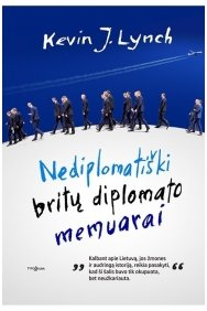 Nediplomatiški britų diplomato memuarai