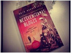 """Knygos apžvalga (Vivijabooks). Abir Mukherjee ,,Neišvengiamas blogis"""""""