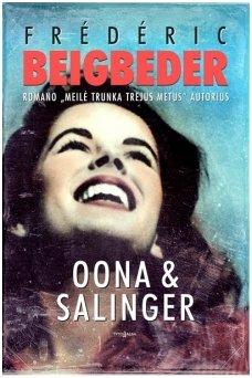 Oona & Salinger(knyga su defektu)