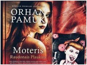 Knygos apžvalga (Mamos Pelėdos Užrašai). Orhan Pamuk.