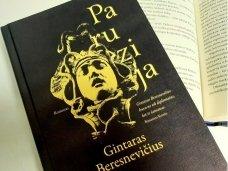 """Knygos apžvalga (Žinių radijas). G. Beresnevičiaus """"Paruzija"""" – laiką pralenkęs apokaliptinis siurrealistinis romanas"""