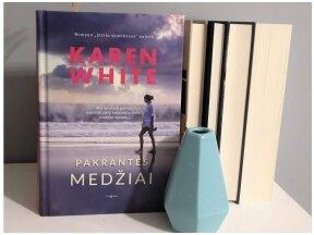 Knygos apžvalga (Greta Brigita). PAKRANTĖS MEDŽIAI – Karen White