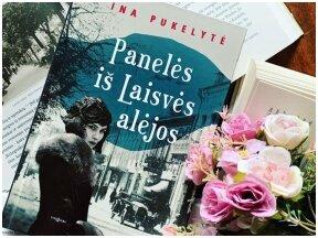 Knygos apžvalga (Knygų Puslapiuose). Ina Pukelytė