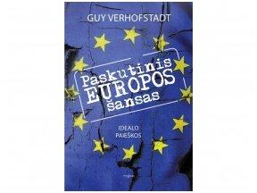 Penkioms valandoms į Vilniaus knygų mugę – buvęs Belgijos premjeras Guy Verhofstadtas