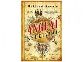 Penkios minutės su britų rašytoju Matthew Kneale