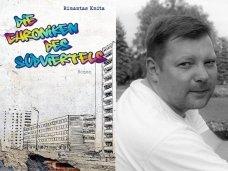 """Vokiečių leidėjai labai laukė šio romano – Kmitos """"Pietinia kronikas"""" tęsia tarptautinę kelionę"""