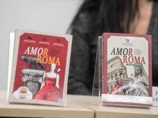 Pokalbyje su Jurkevičiais – ko nevalgyti Romoje ir italų kalbos apsėdimai