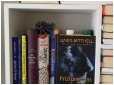 """Knygos apžvalga (Perskaičiau). David Mitchell """"Prižiūrėtojas"""""""