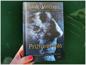 Knygos apžvalga (Indrė Ramanavičienė). David Mitchell. PRIŽIŪRĖTOJAS