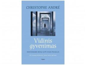 """Psichiatras Chritophe'as André: išgyventi kitų gyvenimą lengviau skaitant vadinamuosius klasikinius kūrinius. Knygos """"Vidinis gyvenimas"""" ištrauka"""