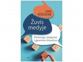 """Psichologė Lina Vėželienė: """"Linkiu drąsos augti ir keistis kartu su besikeičiančiu pasauliu"""""""
