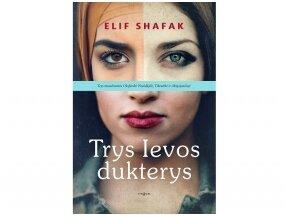 Rašytoja Elif Shafak: Turkijoje mes nebemokame subtiliai mąstyti ir matyti