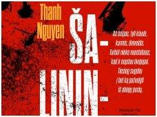 """Literatūros akiračiai. JAV prieš Vietnamą, Rašytojo Viet Thanh Nguyen romanas """"Šalininkas"""""""