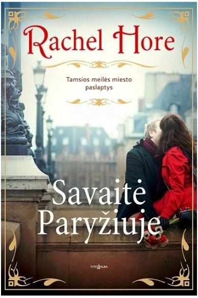 Savaitė Paryžiuje (Knyga su defektu)