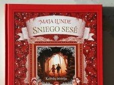 """Knygos apžvalga (Mama ir vaikas skaito). Maja Lunde """"Sniego sesė"""""""