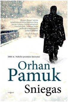 Sniegas (knyga su defektu)