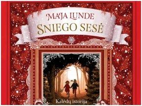 Knygos apžvalga (Fantastiškų-(os) knygų žiurkės). Maja Lunde. SNIEGO SESĖ