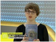 Rytas su knyga: Jūratės Čerškutės apžvalga
