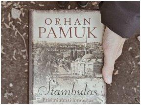 """Orhan Pamuk """"Stambulas. Prisiminimai ir miestas"""" – melancholiškas ir kitoks Stambulas"""
