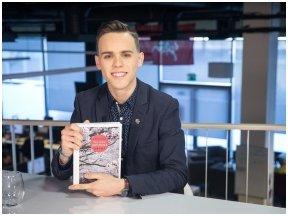 Studentas Lietuvos gimtadienio proga parašė knygą apie tekančios saulės šalį