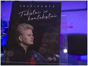 """Knygos """"Prezidentė. Tekstai ir kontekstai"""" ištrauka – D.Grybauskaitės metinių pranešimų ypatumai"""