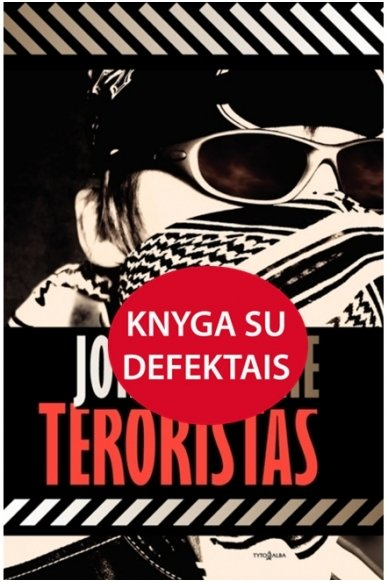 Teroristas (Knyga su defektu)
