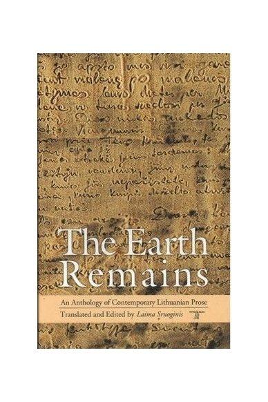 The Earth remains (knyga su defektu)