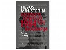 """""""Tiesos ministerija"""": kultinės knygos, jos autoriaus ir visos epochos biografija"""