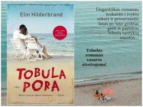 """Knygos apžvalga (Perskaitytų knygų dienoraštis). Elin Hilderbrand """"Tobula pora"""""""