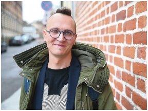 Vaikų rašytojas Tomas Dirgėla prisipažįsta: yra nuvaręs automobilį