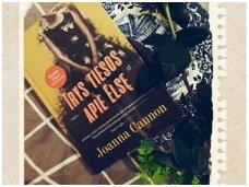 Knygos apžvalga (Mamos Pelėdos Užrašai). Joanna Cannon. TRYS TIESOS APIE ELSĘ