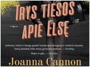 """Knygos apžvalga (Žinių radijas). J. Cannon """"Trys tiesos apie Elsę"""": kaip net tyliausias gyvenimas palieka didžiausią aidą"""