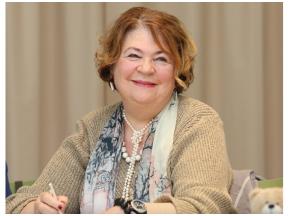 Pakeliui su klasika. Violeta Palčinskaitė – apie knygas vaikams, prabėgusį laiką ir gyvenimo džiaugsmą