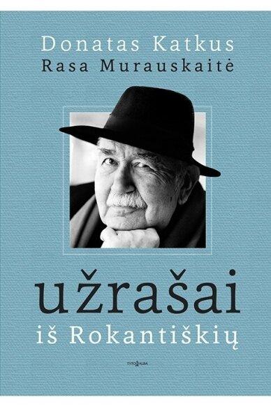 Užrašai iš Rokantiškių