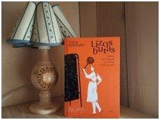 """Knygos apžvalga. Vaivos Rykštaitės """"Lizos butas"""": apie mergaitę, jos mamą ir kelis jų vyrus"""