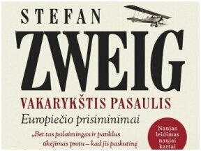 Knygos apžvalga (Petras Kudaras / Dar vieno analitiko svetainė). Stefan Zweig: Vakarykštis pasaulis