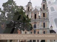 """Turas po Vilnių pagal Sonatos Šulcės knygą """"Vilniaus istorijos. Gidas po XVIII a. miestą"""""""