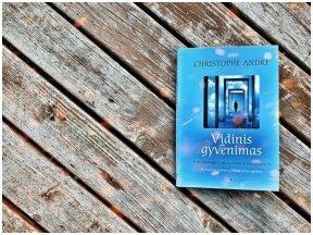 """Knygos apžvalga (Dar vieną puslapį). Christophe Andre """"Vidinis gyvenimas"""""""